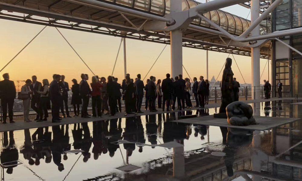 法中基金会 | 2019年度晚宴于巴黎蓬皮杜艺术中心盛大举办
