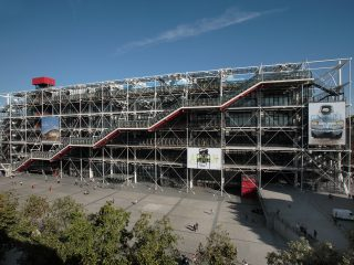 Centre Pompidou x West Bund Museum