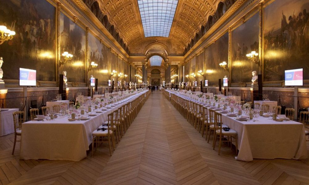 FCF | France China Foundation 2018 Gala Dinner at the Château de Versailles in Paris