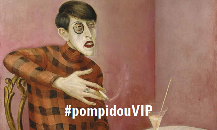 MB News | Centre Pompidou – #PompidouVIP campaign on Chinese social networks